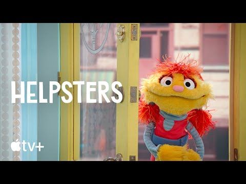 Helpsters — Official Trailer | Apple TV+