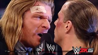 WWE 2K15 - Top 10 Promos