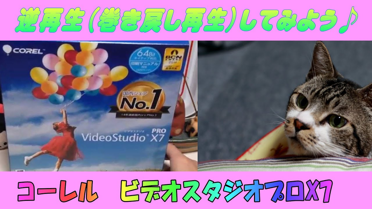ビデオ スタジオ x7 テンプレート