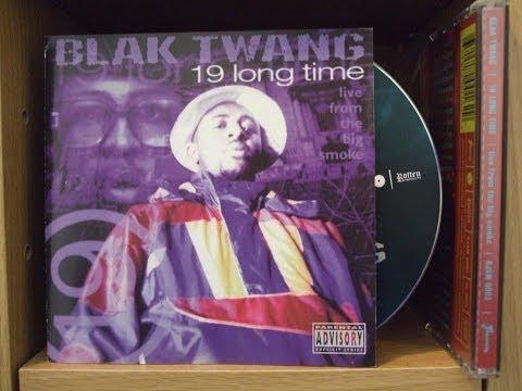 Blak Twang - The Arsenal