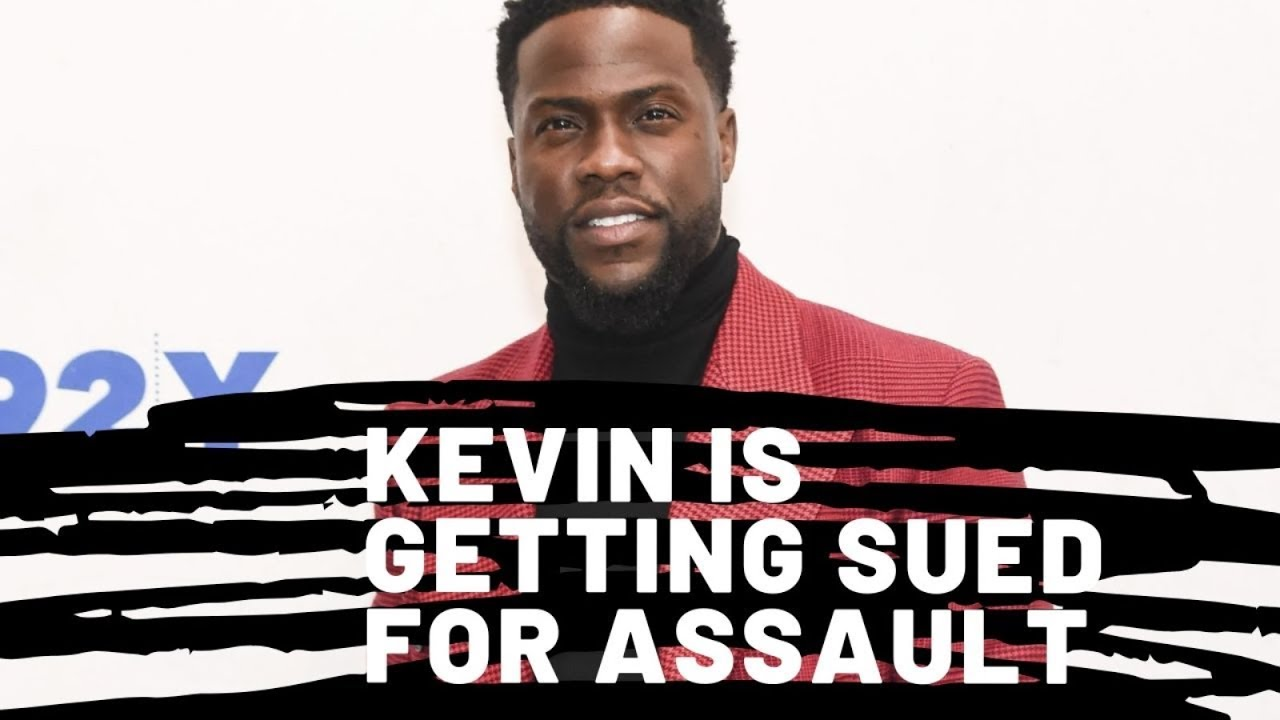 Kevin Hart Sued For Assault & Battery