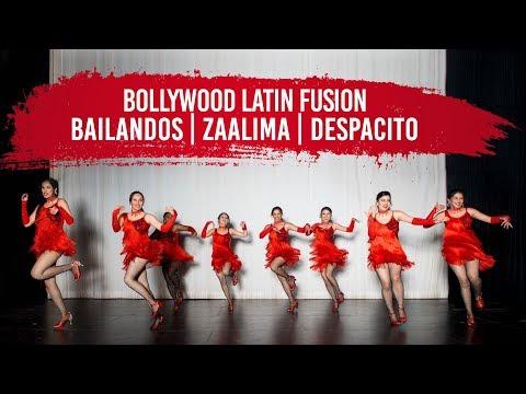 Bollywood Latin Fusion - Bailandos, Zaalima, Despacito