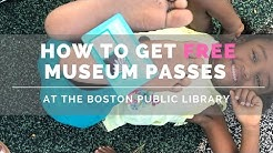 How To Get Free & Discounted Museum Passes From The Boston Public Library