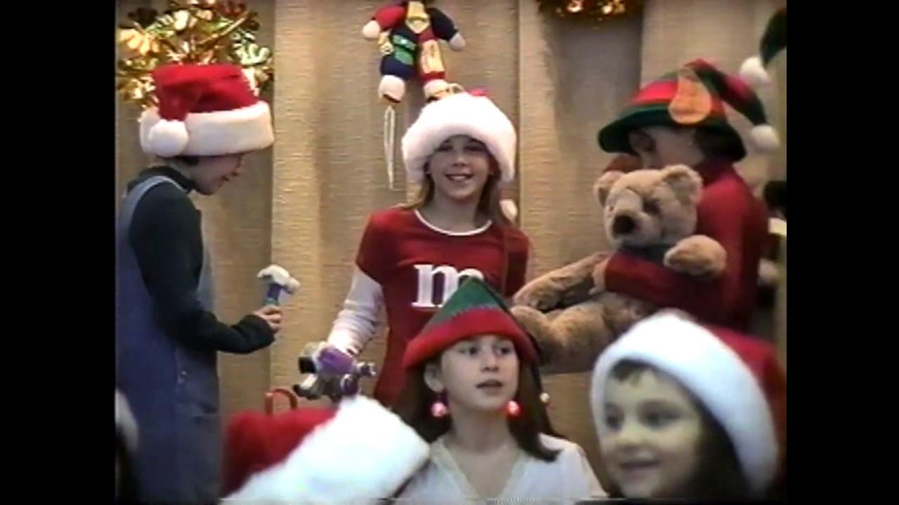RPES Christmas Program  12-17-03