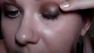 Urban Decay Naked Palette-Smoky Bronze Tutorial Thumbnail