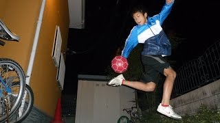県トレサッカー 練習   2010 12 12