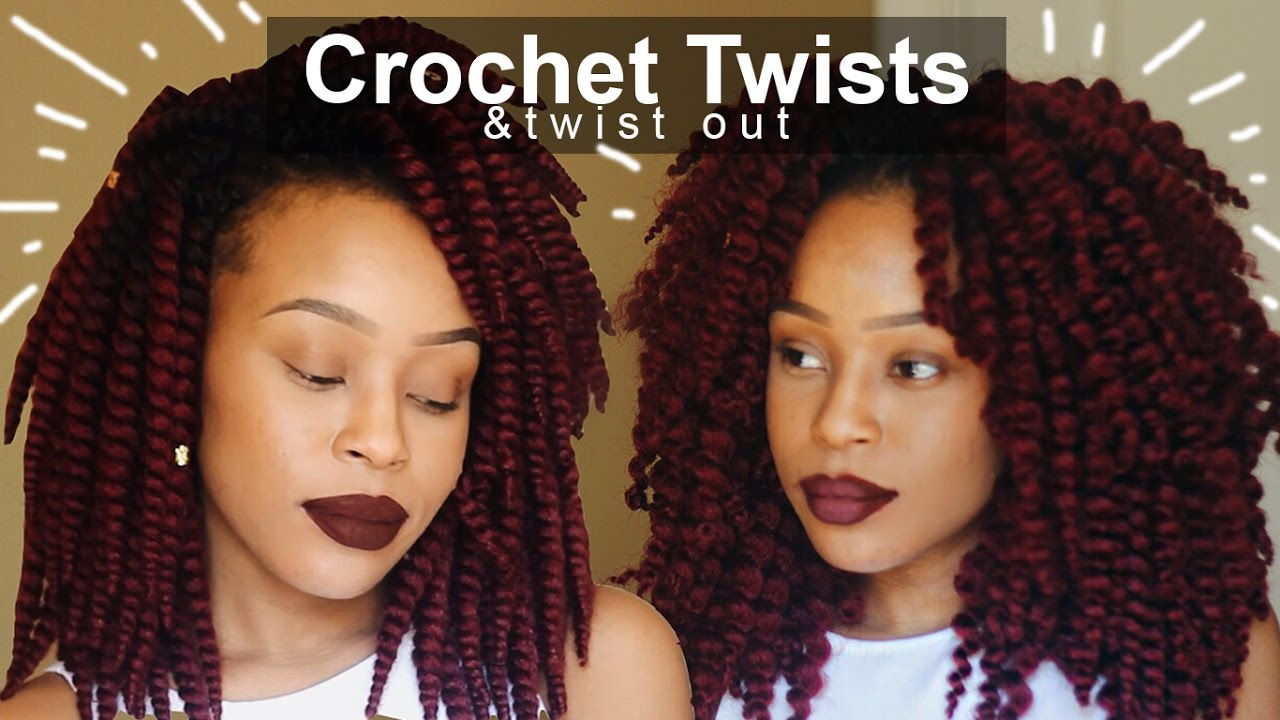 HOW TO Ombre Crochet Twist Amp POPPINNN Twist Out Bomba