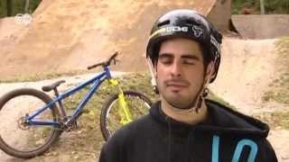 Sport extrem: Mountainbike-Profi Amir Kabbani | Euromaxx