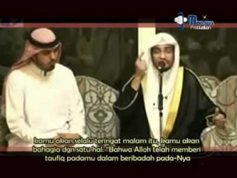 Cara Sholat Malam Nabi Oleh Syaikh Sholeh Awad Al ...