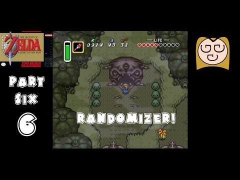 I Feel The Power! | Link To The Past - Randomizer (Pt. 6)