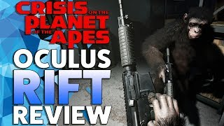 Crisis On The Planet Of The Apes VR Review Oculus Rift