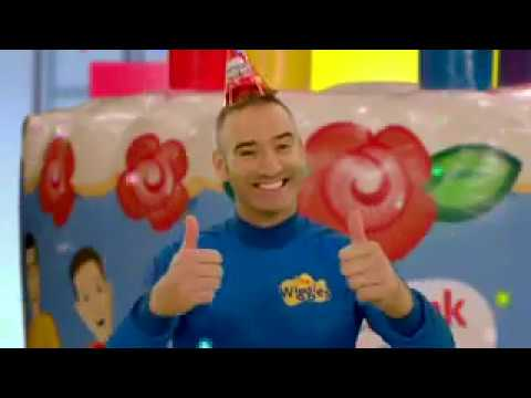 THE WIGGLES BIRTHDAY SONG HAPPY BIRTHDAY EVERYONE!