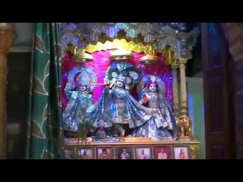 Sri Raman Vihari Gaudiya Math, Delhi Arati