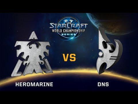 StarCraft 2 - HeroMarine vs. DnS (TvP) - WCS Valencia Challenger EU - Qualifier #1
