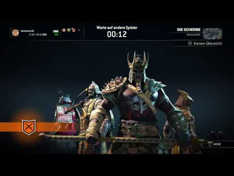 For Honor Community-Event Countdown #PS4Pro