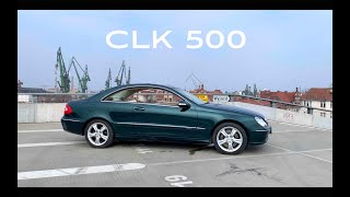 Mercedes-Benz CLK 500 (W209) REVIEW EXTERIOR/INTERIOR DRIVE & FEATURES