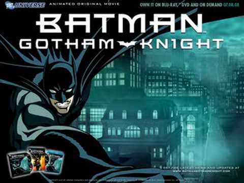 Batman: Gotham Knight OST Working Through Pain/The Fall