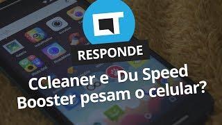CCLeaner e DU Speed Booster deixam o celular lento? [CT Responde]