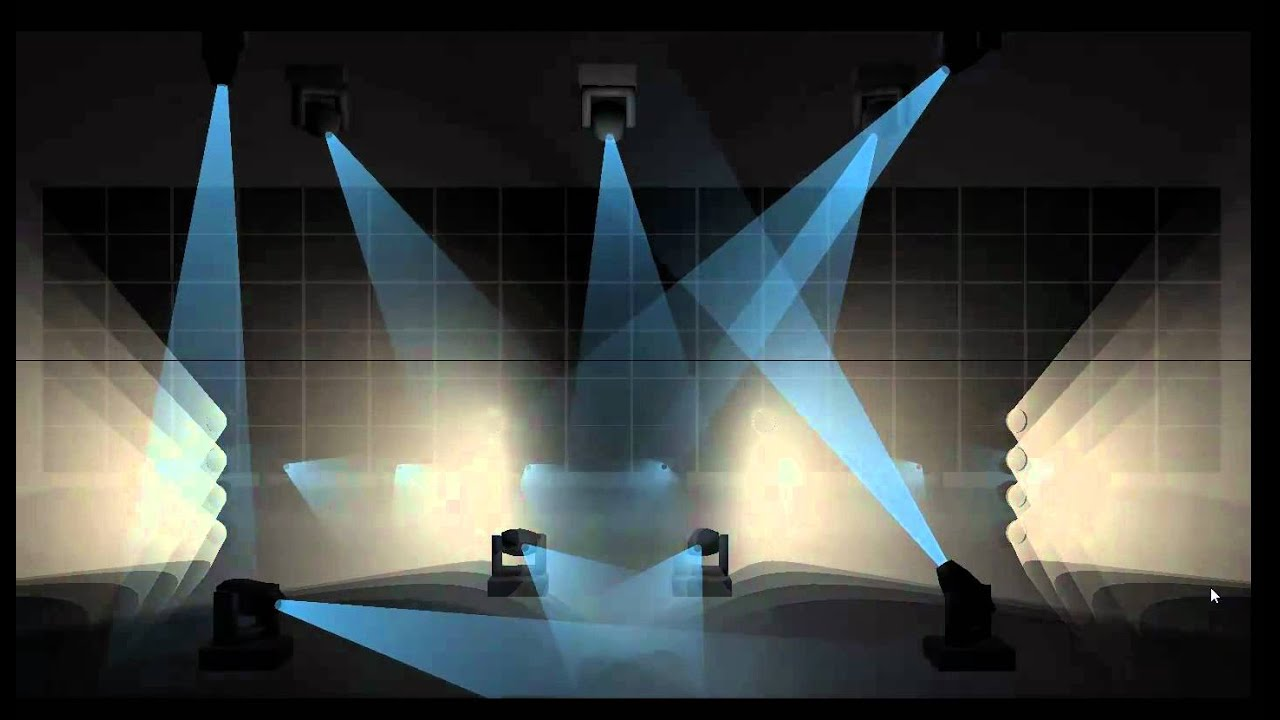 New Lighting Visualizer Rig Youtube