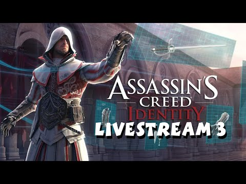 Assassin's Creed - Identity (by Ubisoft) - iOS / Android -  HD Gameplay (Livestream 3)