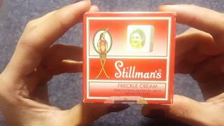 HOW TO REMOVE FRECKLES WITH STILLMANS FRECKLE CREAM | SUMMER BEAUTY TIPS | GHARELU TOTKAY