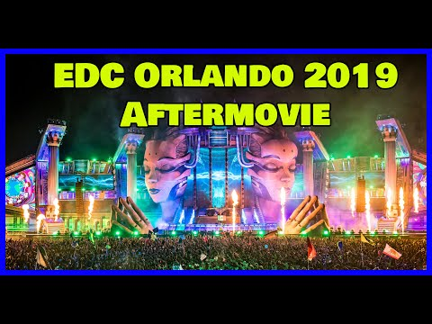 EDC Orlando 2019 Aftermovie
