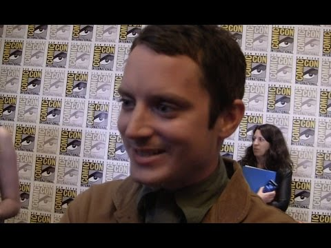 Elijah Wood Talks The Last Witch Hunter and Cooties at Comic-Con