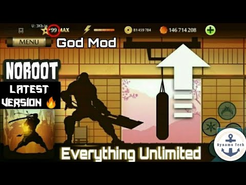 Hack Shadow Fight 2 Without Root  V-1.9.38 || Unlimited Money,Gems,Energy And Many More....