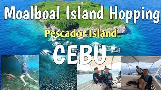 MOALBOAL ISLAND HOPPING|  Pesc…