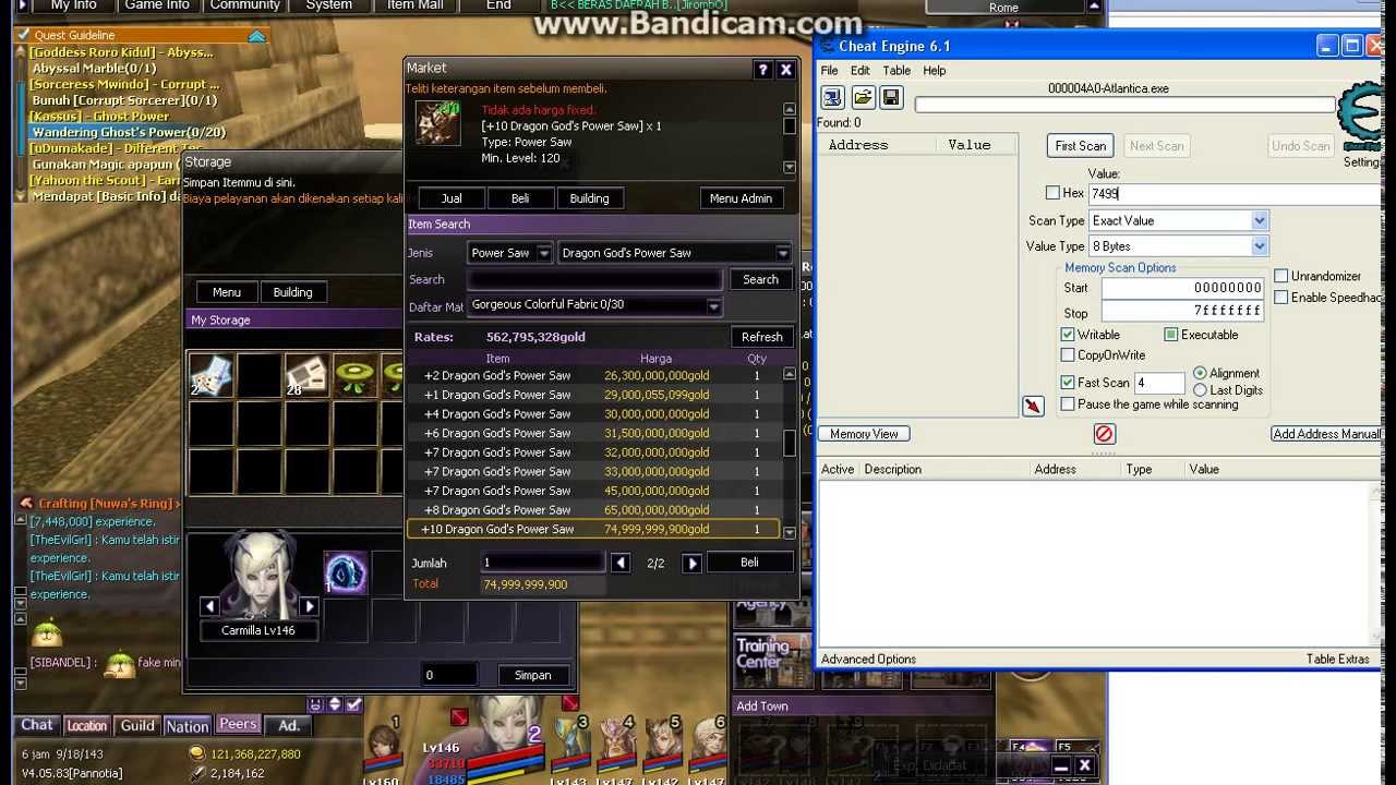 atlantica online how to find leviathan