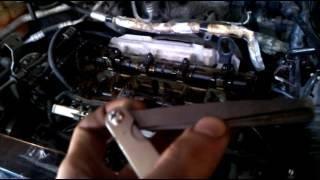 видео Регулировка клапанов двигателя Мазда3 / Мазда6