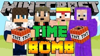 TIME BOMB! - Minecraft Mini-Game : N3roGames , OlysFun & JozefGaming [mc.mcorigins.com]
