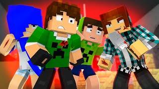 Minecraft: QUEM ESTÁ MENTINDO ?! - (Minecraft Murder)