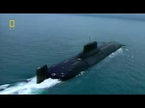 Атомная подводная лодка ТАЙФУН  (АКУЛА)