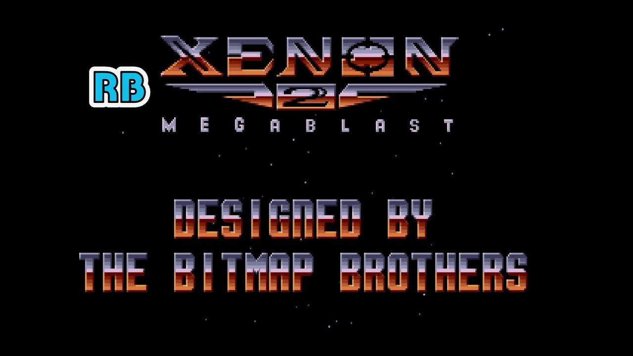 1991 [55fps] X68K Xenon 2: Megablast DEMO