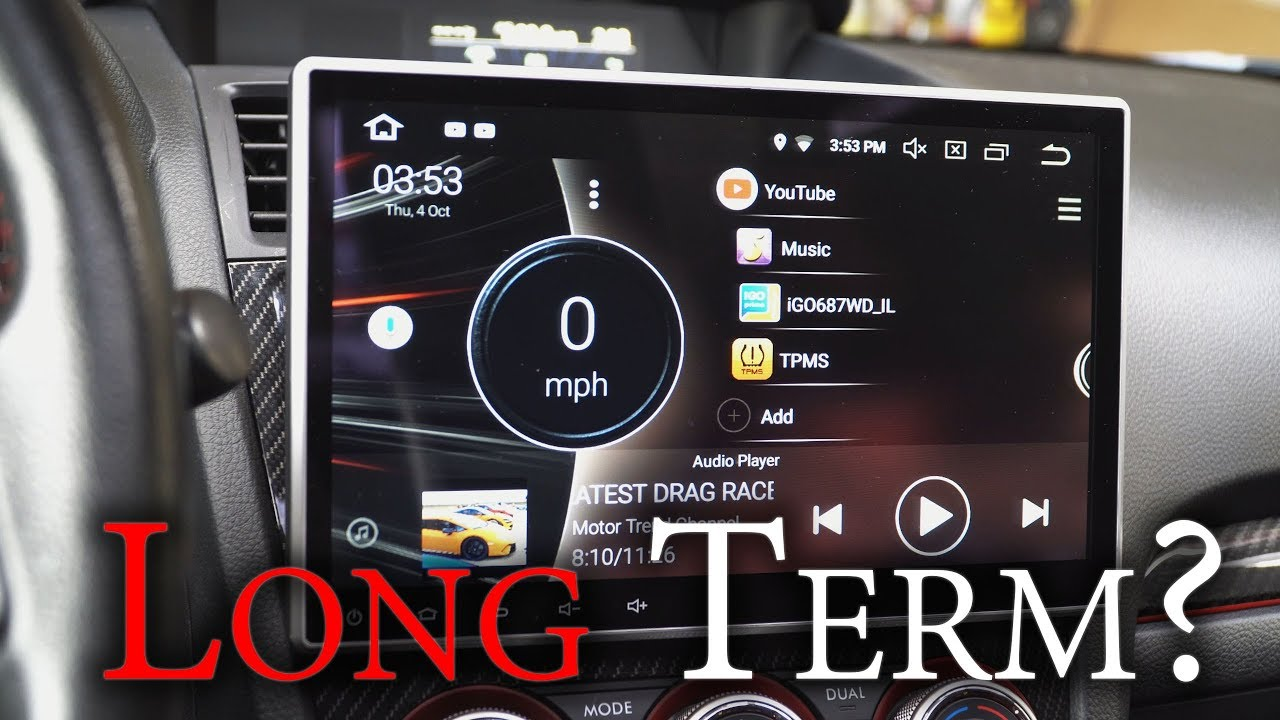 Perfect Universal Head Unit Revisted | 1 Month | Still Worth $$?