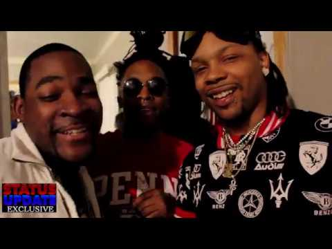 Status Update: King Irra & Fly Gang Mazzi on FBG duck colab, issues with R Kelly cousin .....
