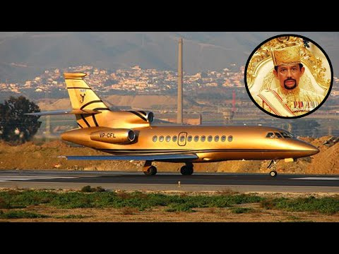 How Sultan of Brunei Spends his Billions | Hassanal Bolkiah
