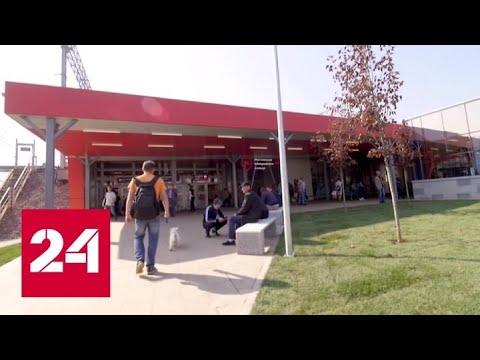 Новый транспортный хаб: северные пригороды стали ближе к столице - Россия 24