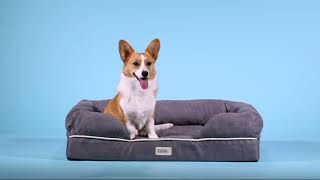 Best Dog Bed 2019 TOP 10 Amazon customer reviews 4.7 out of 5 stars