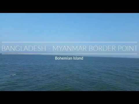 Bangladesh - Myanmar Maritime Border