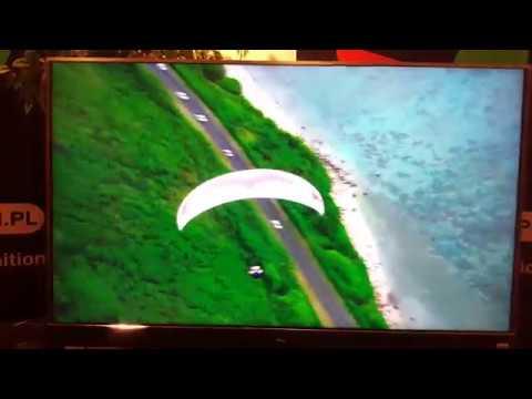 TCL C70 sport - płynność pionowa i pozioma , paragliging