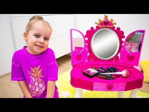 Gaby and Toys for Girls
