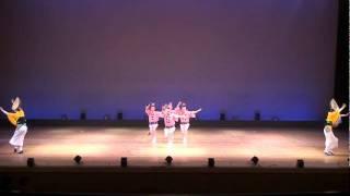 達粋連@徳島市立文化センター ~2011.8.13  選抜阿波踊り大会2日目~