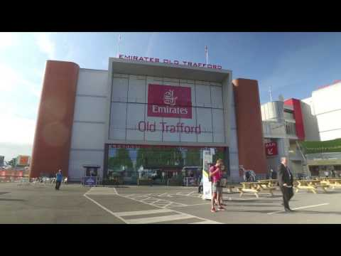 International Club at Emirates Old Trafford
