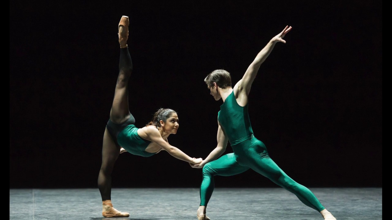English National Ballet | Tamara Rojo on William Forsythe's In the Middle, Somewhat Elevated