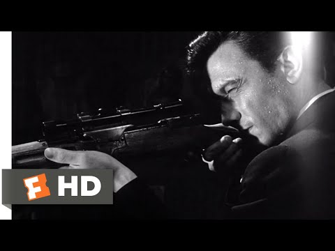 The Manchurian Candidate (1962) - Assassination Scene (12/12)   Movieclips