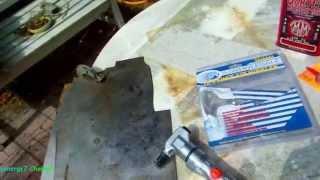 $24 Air Nibbler, Sheetmetal Cutting & Auto Body