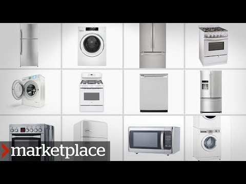 Broken Appliances: Why You May Need Repairs More Often (Marketplace)