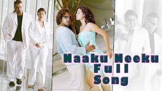 Naaku Neeku Full Song || Aparichithudu Movie || Vikram, Sadha